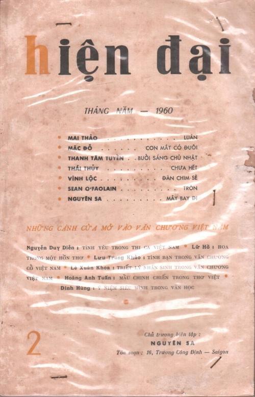 Hien dai 2 (5-1960) - Nguyen Sa chu truong.jpg